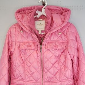 Kate Spade | Hooded Puffy Jacket
